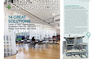 Building Design-Construction Mag Office Display