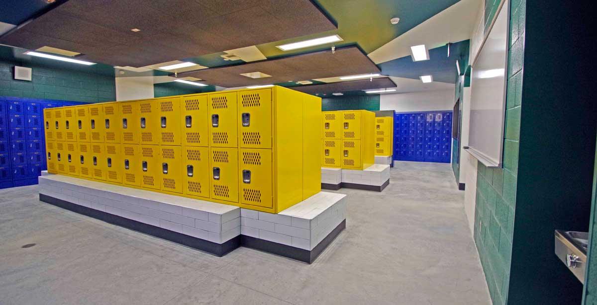 AHS Locker Room