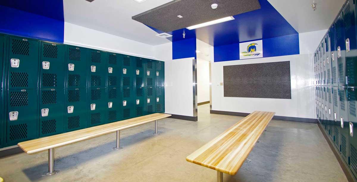 AHS Team Room Green
