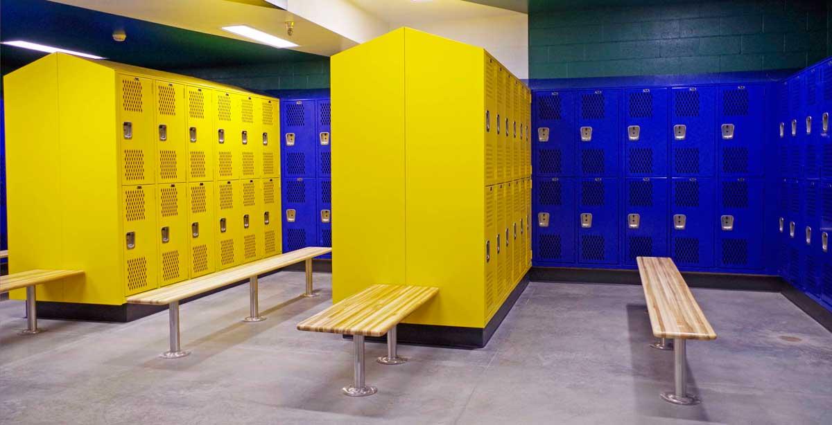 AHS Team Room Yellow 2