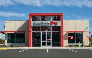 KeyBank Springfield Exterior Front