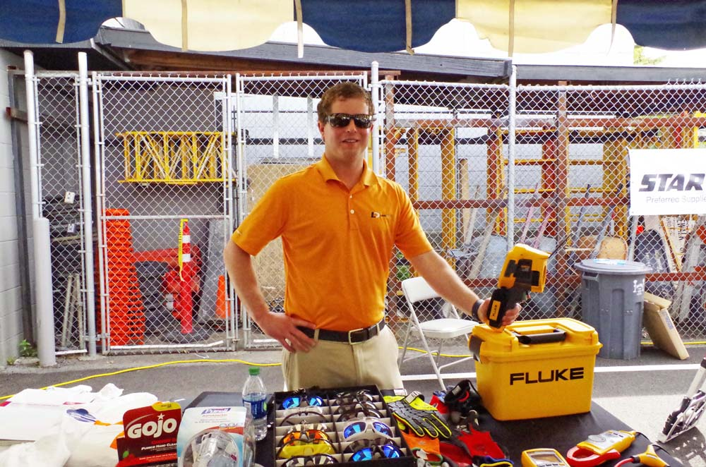 SafetyWeek 2016 Expo