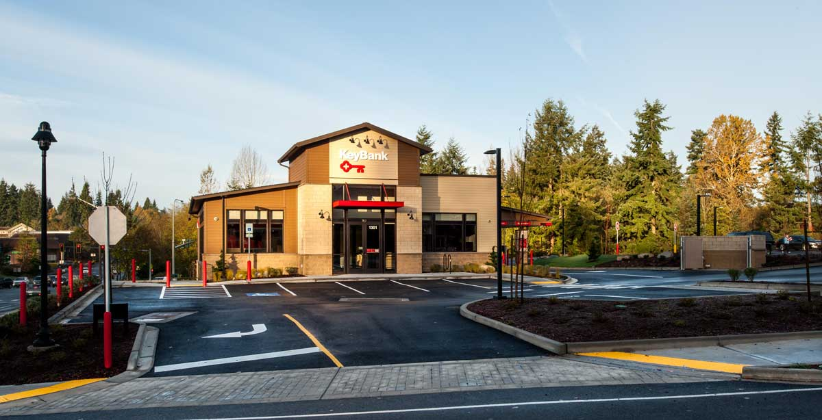 KeyBank Bainbridge Exterior