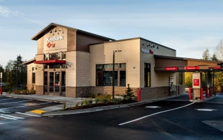 KeyBank Bainbridge Exterior Drive Thru