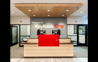 KeyBank Bainbridge Main Desk