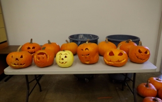 Inline Office Halloween Party 2016