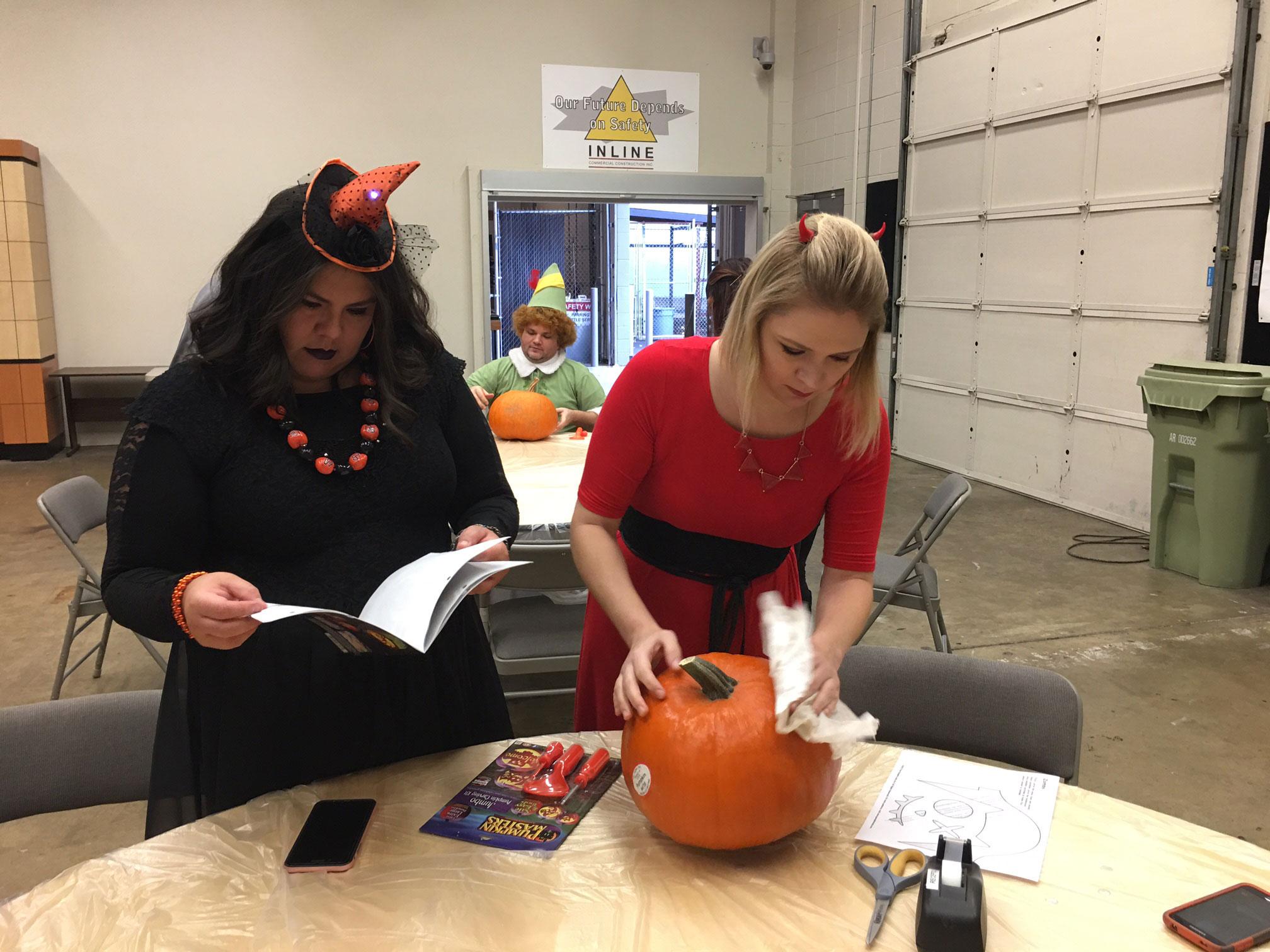 Inline Office Halloween Party 2016