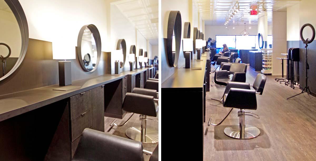 Anastasia Salon Chairs