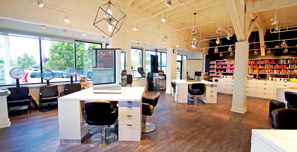 Annastasia Salon Floor
