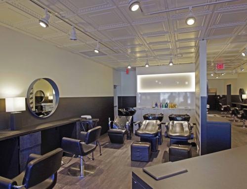 Annastasia Salon Phase 1 Completed