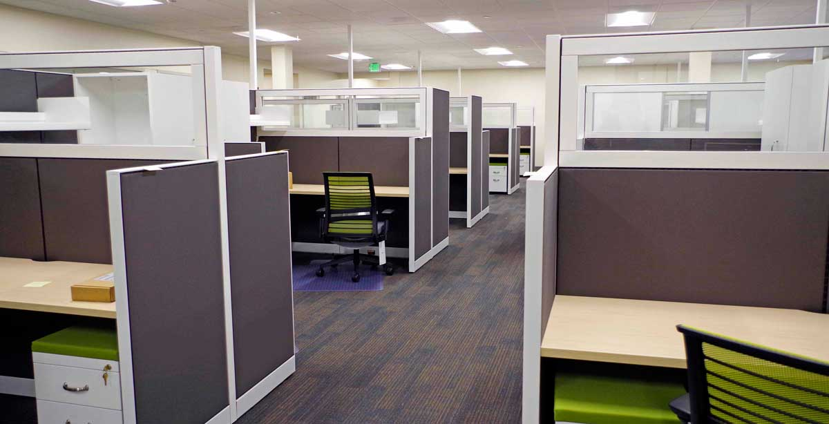 Tuality MIS Office Cubicles Angle Pic