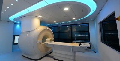 OHSU MRI White Machine
