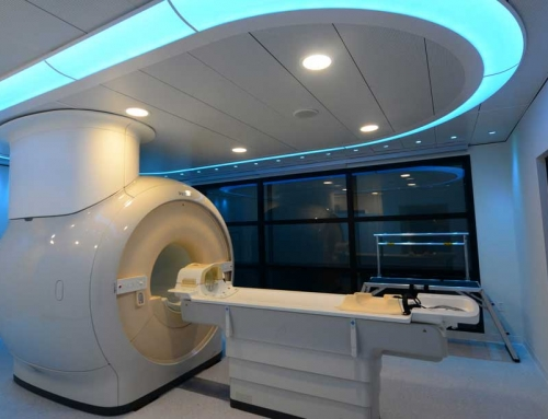 OHSU Knight Cancer Institute MRI Room | Beaverton, OR