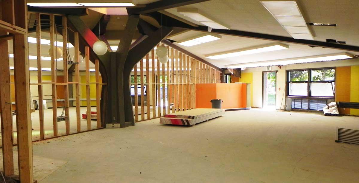 PPS Clarendon Under Construction