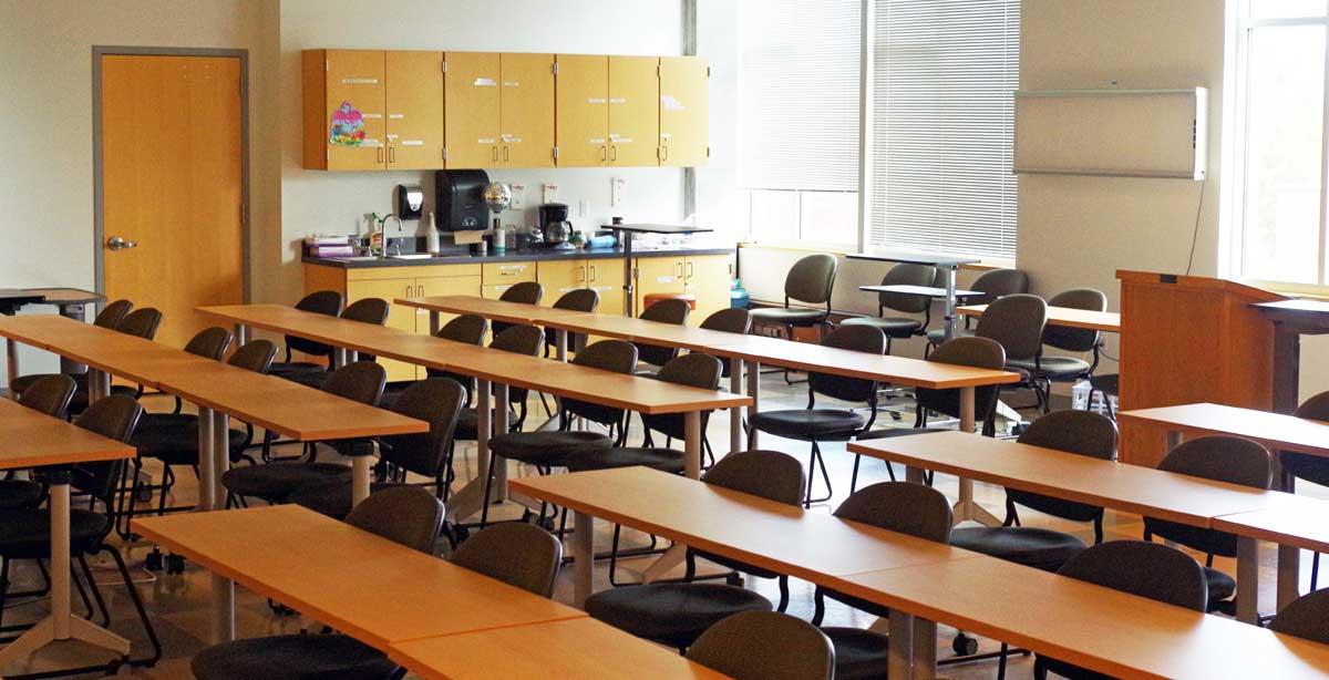 Pacific University Creighton Classroom Pic
