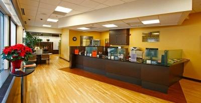 Providence Credit Union Front Desk