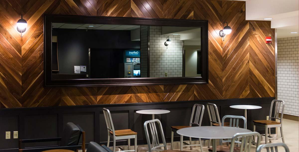 Summit Cafe Mirror