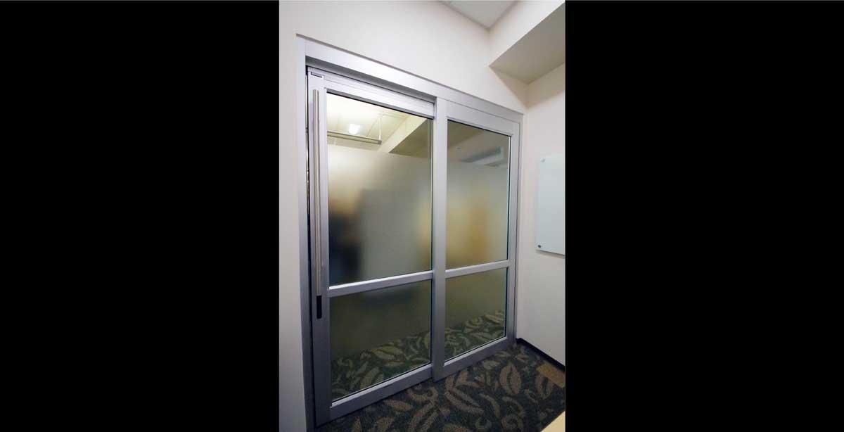 Synopsys Huddle Room Door