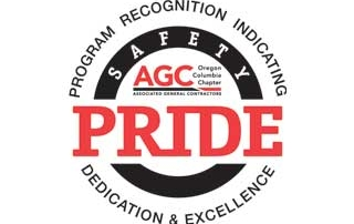 AGC Safety Pride Awards Logo