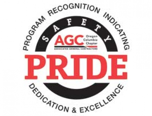 INLINE Wins AGC PRIDE Safety Award 2018