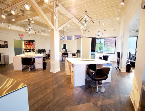 Annastasia Salon in Multnomah Village Phase 2