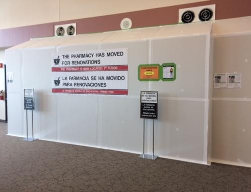 Multnomah County Pharmacy Remodel