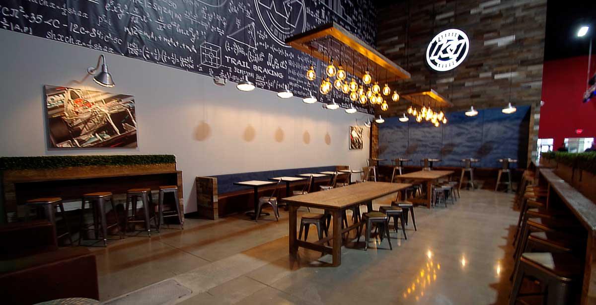 K1 Speed Lounge