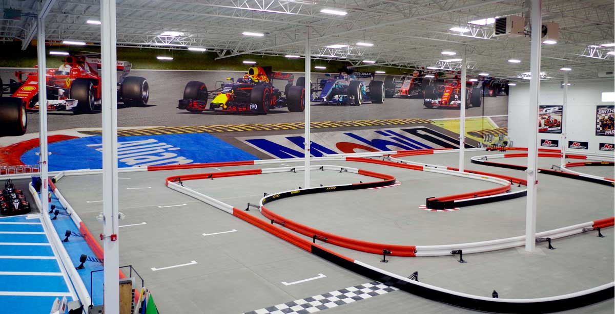 K1 Speed Race Track | Hillsboro, OR - INLINE Commercial