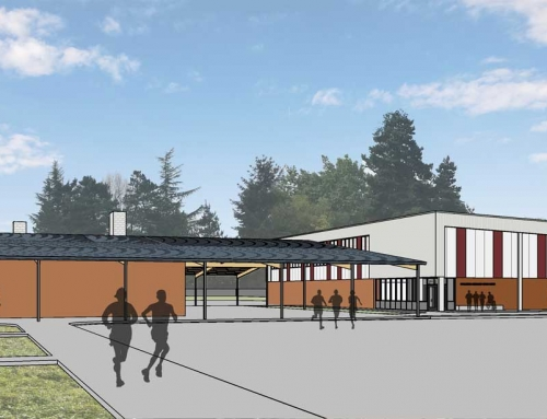 HSD Mooberry Elementary School Renovation Gym Addition | Hillsboro, OR