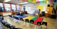 Reedville High School Music Room