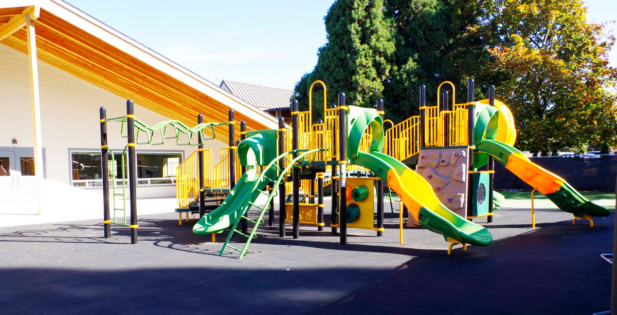 Reedville High School Playground