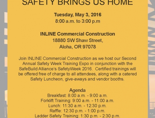 SafetyWeek 2016 Expo Announcement
