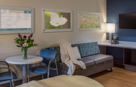 Tuality Labor Delivery Room