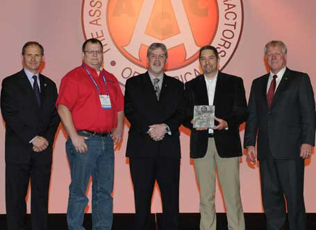 2013 National Safety Excellence Award