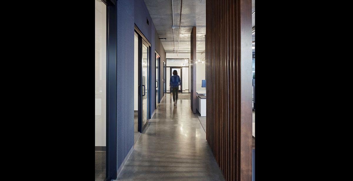 Apercen Hallway
