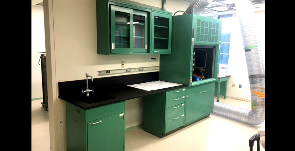 VA Pathology Room
