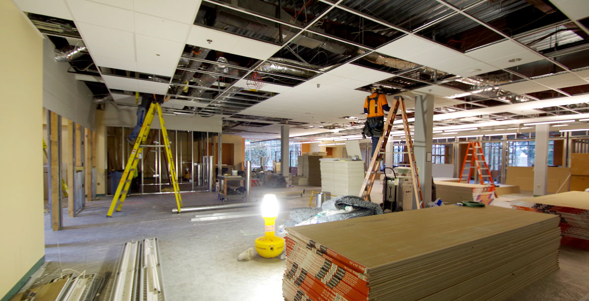 Pacific University Library Remodel Forest Grove, OR