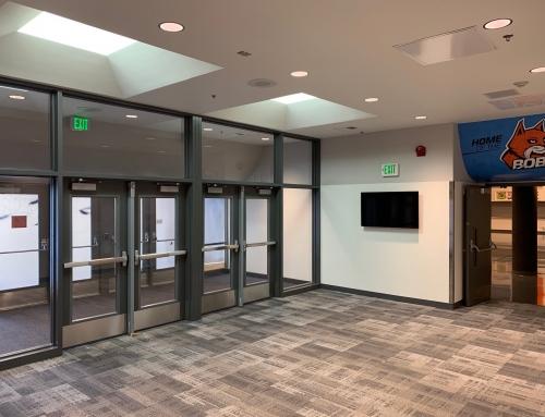 TTSD 3ES Secure Vestibules | Tigard & Tualatin, OR