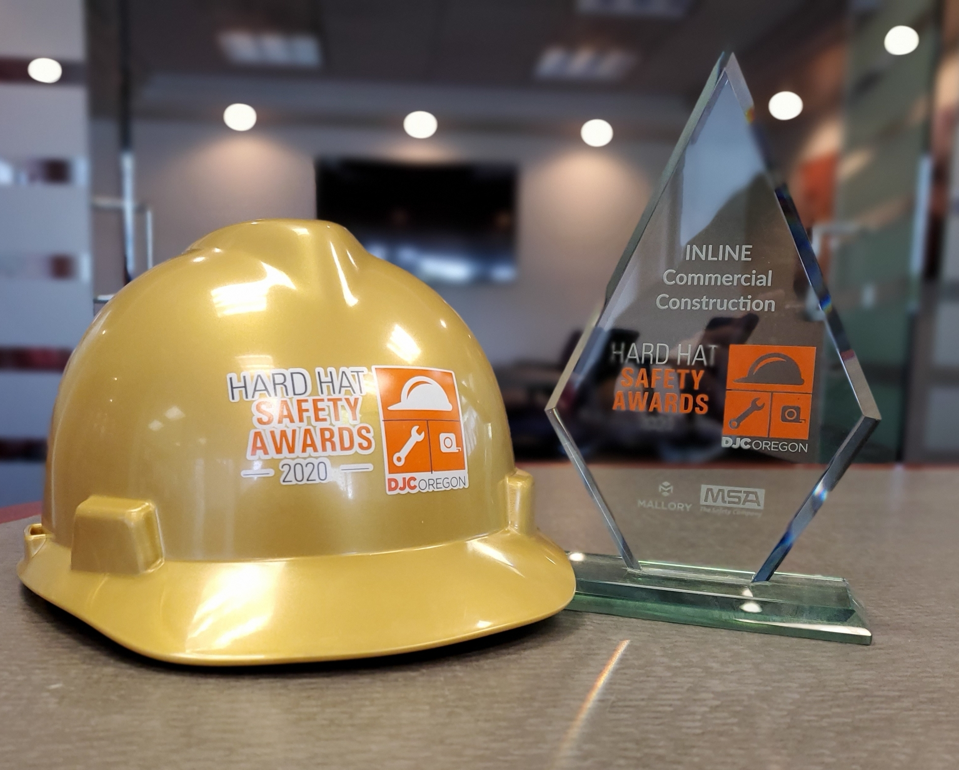 DJC Hard Hat Awards